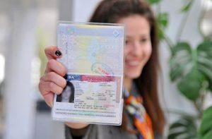 Американская виза 2