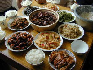 Где пообедать в Китае фото 4