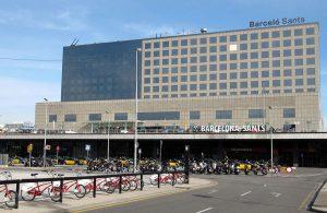 Железнодорожные станции Барселоны фото 2