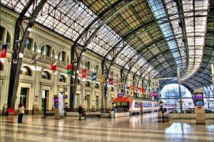 Железнодорожные станции Барселоны фото 6