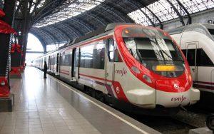 Железнодорожные станции Барселоны фото 7