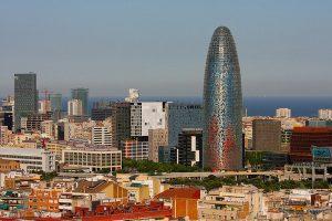 Знаменитые башни Барселоны фото 1