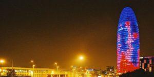 Знаменитые башни Барселоны фото 10