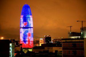 Знаменитые башни Барселоны фото 3