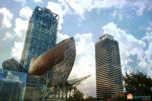 Знаменитые башни Барселоны фото 5