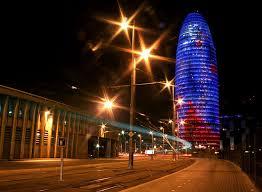 Знаменитые башни Барселоны фото 6