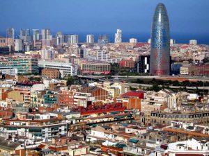 Знаменитые башни Барселоны фото 7