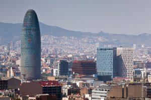 Знаменитые башни Барселоны фото 8