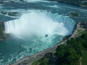 Ниагарский водопад фото 2