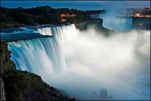 Ниагарский водопад фото 4