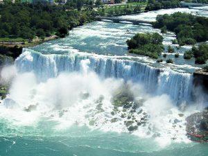 Ниагарский водопад фото 5