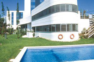 Отель City Park Sant Just, Барселона, Испания фото 2