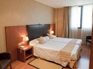 Отель City Park Sant Just, Барселона, Испания фото 3