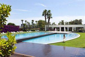 Отель City Park Sant Just, Барселона, Испания фото 5