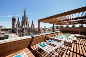 Отель Regencia Colon, Барселона, Испания фото 4