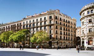 Отель Regencia Colon, Барселона, Испания фото 6