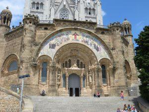 Собор Templo Expiatorio, Барселона фото 1