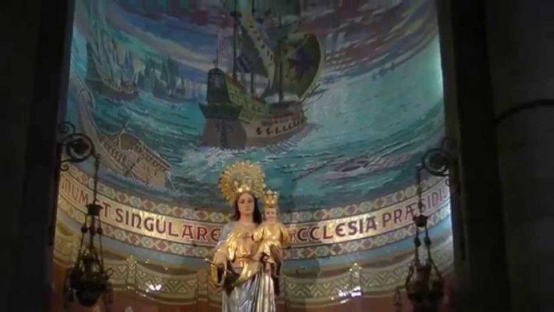 Собор Templo Expiatorio, Барселона фото 10