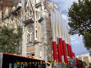 Собор Templo Expiatorio, Барселона фото 2