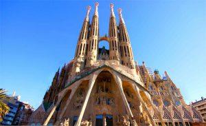 Собор Templo Expiatorio, Барселона фото 5