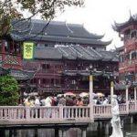 Старинный сад Ю в Китае фото 4