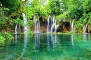 Хорватия. Национальный парк «Плитвицкие озёра» фото 1