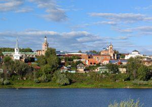 Отдых в Рязанской области - Туристические объекты - фото