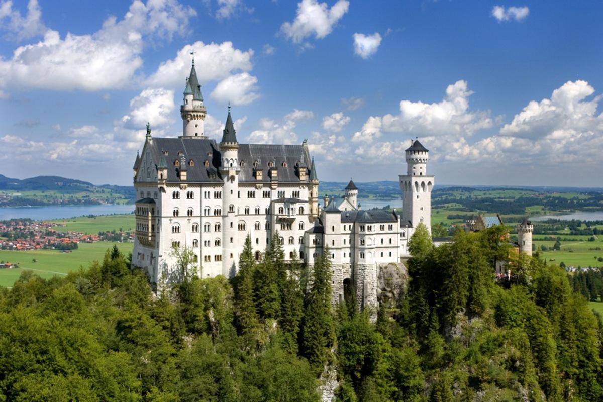 замок Нойшванштайн - фото 1