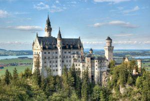 замок Нойшванштайн - фото 3