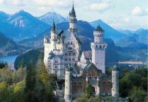 замок Нойшванштайн - фото 5