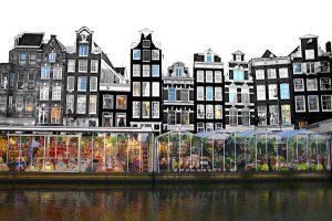 Достопримечательности Амстердама фото 1