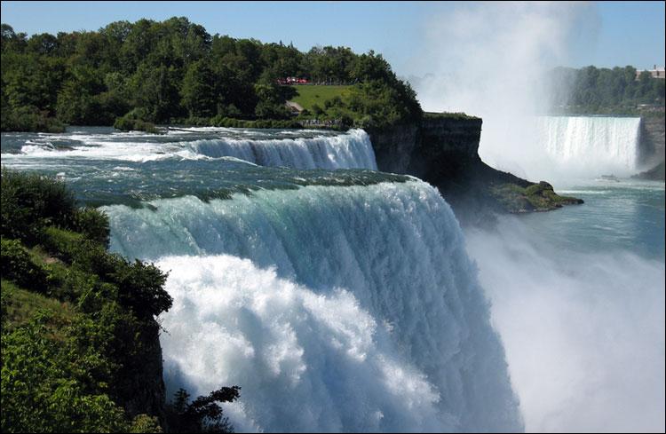 Ниагарский водопад фото 1