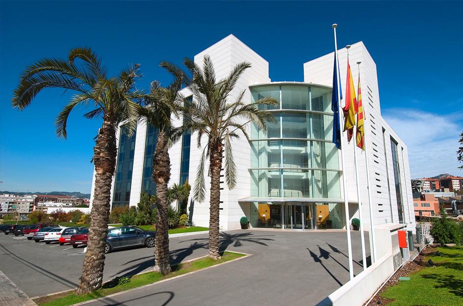 Отель City Park Sant Just, Барселона, Испания фото 1