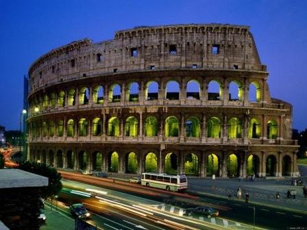 Экскурсионный туризм в Риме фото 1